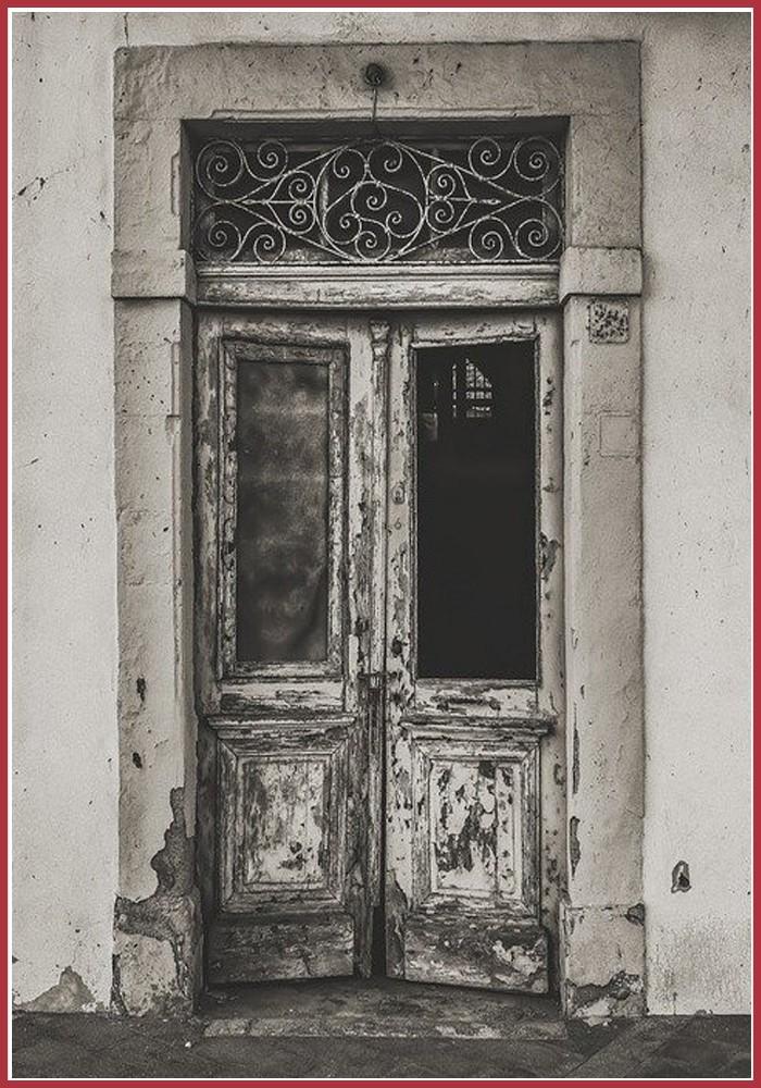 Σχεδίασμα παλαιάς κατοικίας λόγω γραφής - Από την Ισιδώρα Μπίλλια