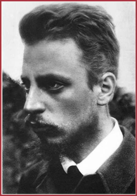 Rainer Maria Rilke/Οι επαίτες - Μετάφραση: Νεοκλής Κυριάκου