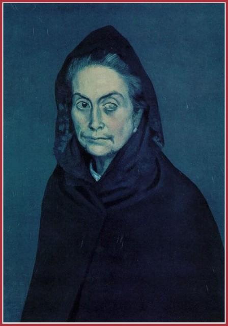 Rainer Maria Rilke/Η τυφλή - Μετάφραση: Νεοκλής Κυριάκου