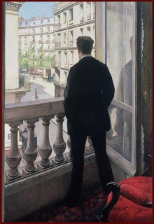 man-at-the-window-gustave-caillebotte